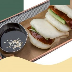Peking Duck Bun
